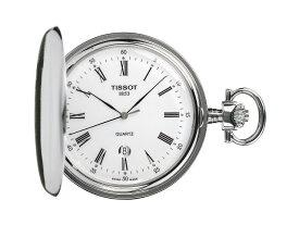 TISSOT ティソ 懐中時計 ポケットウォッチ T83.6.553.13 【クォーツ】 分割払いもOKです