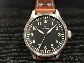 ラコ 腕時計 Laco パイロットウォッチ 861988 Augsburg39 アウクスブルク39mm 自動巻優美堂のLaco ラコ腕時計はメーカー保証2年つきの正規販売店商品です。