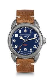クエルボイソブリノス 腕時計 Domingo Rosillo ヴェロ ドミンゴ ロシ-ヨ 正規商品 Ref.3205.1BL クエルボ・イ・ソブリノス 無金利分割も可能です。