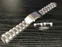 ハミルトン ベルト 時計 カーキネイビー オープンウォーター専用 メタルブレスレット サテン×ポリッシュ 20mm 腕時計…