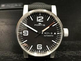 フォルティス スペースマティック スチール 腕時計 Spacematic Steel 40mm Ref.623.10.18LP