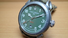 クエルボイソブリノス 腕時計 Domingo Rosillo ヴェロ ドミンゴ ロシ-ヨ 正規商品 Ref.3205.1K クエルボ・イ・ソブリノス 無金利分割も可能です。