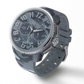 Tendence テンデンス 腕時計 GULLIVER Round CAMO ガリバー ラウンド カモフラージュ グレー 50mm TY046022 正規輸入品e優美堂のテンデンスは安心のメーカー保証2年付き日本正規商品です。