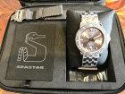 ティソ腕時計シースター1000