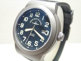 ZENO-WATCH ゼノウォッチ クォーツ 腕時計 Titanium 201-1-SW 正規輸入品