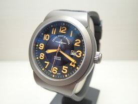 ZENO-WATCH ゼノウォッチ クォーツ 腕時計 Titanium 201-1-SO 正規輸入品