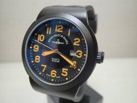 ZENO-WATCH ゼノウォッチ クォーツ 腕時計 Titanium 201-1-BO 正規輸入品