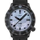 ジン腕時計SinnU50.S.Perlmutt.SUボート・スチールとマザー・オブ・パールを組み合わせたダイバーズウォッチお手続き簡単な分割払いも承ります。月づきのお支払い途中で一括返済することも出来ます