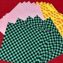 折り紙 大きい おりがみ 【希少サイズ 20×20cm15枚】折り紙 千代紙 友禅和紙 yuzen washi origami paper 計算折り紙 …