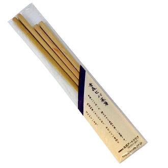 非塗層的筷子 2 表設置 ★ ★ 青森縣 Hiba