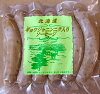 ■ non-additive ascetic garlic with Wieners 25 g x 6 pieces (frozen)