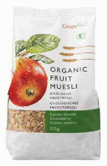Organic JAS organic muesli (fruit) 375 g
