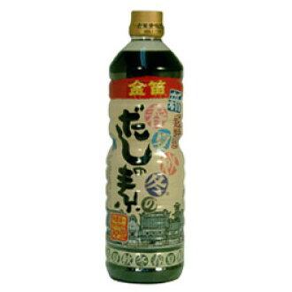 Fueki soy sauce and new seasons of dashi / 1 L
