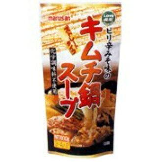 (계절품 10월부터) 무첨가냄비 스프 김치찌개 스프 600 g