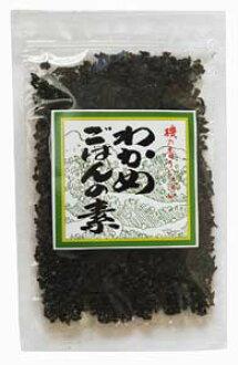 免費的海藻水稻大 35 g ★ 免費 ★ 國內 100%化學調味料過時 ★ 火影忍者從裙帶菜 ★