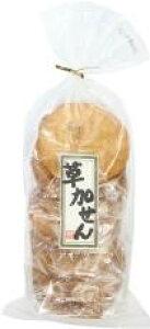 無添加・国産うるち米使用草加せんべい 草加せん・しょうゆ 7枚★コンパクト可