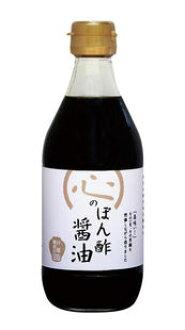 Ponzu soy-free heart 360 ml