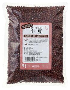 無農薬小豆1kg★国内産100%(北海道)★農薬・化学肥料不使用★北海道小豆