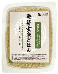 水稻包放射性檢查食品添加劑自由和公平貿易的成分活性發芽糙米 160 g