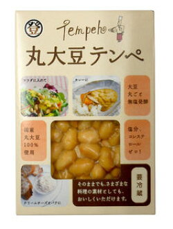 Soy bean tempeh (refrigerated) 200 g