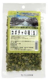 QAI認定原料使用カボチャの種(生)(殻むき)70g