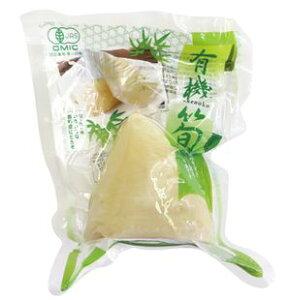 有機JAS(無農薬・無添加)有機たけのこ水煮(中国産)200g
