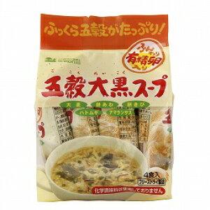 創健社 / 五穀大黒スープ(フリーズドライ) / 8g×4袋