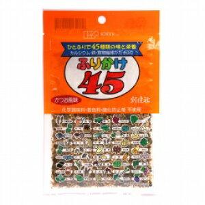 無添加ふりかけ ふりかけ45 32g ★45種類の素材をブレンド