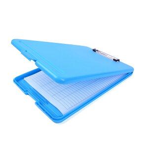 クリップボード a4 クリップファイル A4 バインダー a4 多機能 ファイルボード ライティングパッド 二つ折り スケッチボード 防水タイプ 書類ケース メモ帳用 フォルダ ファイル プラスチック
