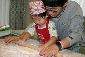 うどん打ちセット 国産麦 手作りうどん セット 道具 手打ちうどん 腰 家庭料理 のし板 麺棒 稲庭