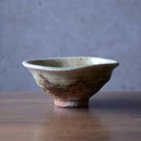 和食器 伊賀灰釉ご飯茶碗 作家「新学」