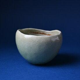 和食器 森緑釉碗(MY-062) 作家「山本雅彦」