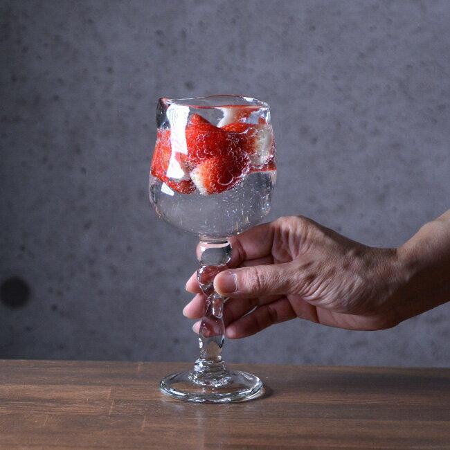 お試しセット Dot Wine Glassペアセット 作家「原光弘」