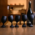 黒ワイングラス作家「飯田将平」
