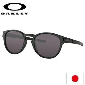 日本正規品 オークリー (OAKLEY) サングラス ラッチ LATCH OO9349-1953 【Matte Black】【Prizm Grey】【Asia FIT】【アジアンフィット】