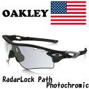 USAモデル オークリー(OAKLEY) レーダー ロック パス PHOTOCHROMIC RADAR LOCK PATH OO9181-36