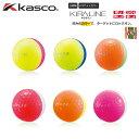 キャスコ KIRA LINE(キラライン)ゴルフボール 半ダース 2球セット×3 6球入 Kasco 【キラ】 【KIRA】 【KIRALINE】…