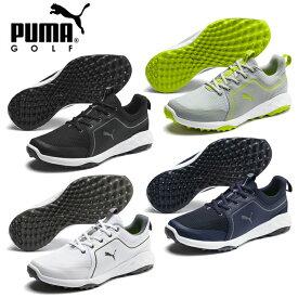 プーマ ゴルフシューズ メンズ グリップ フュージョン スポーツ 2.0 スパイクレスシューズ 193466 【PUMA】