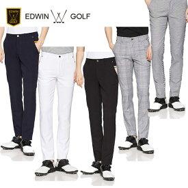 エドウィン ゴルフ EDWIN GOLF メンズ パンツ レギュラー スリム テーパード EG19S1000 【エドウィンゴルフ】