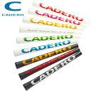 CADERO カデロ 2×2 PENTAGON ペンタゴン テープ下巻きタイプ ウッド&アイアン用グリップ ツーバイツーグリップ 【ネ…