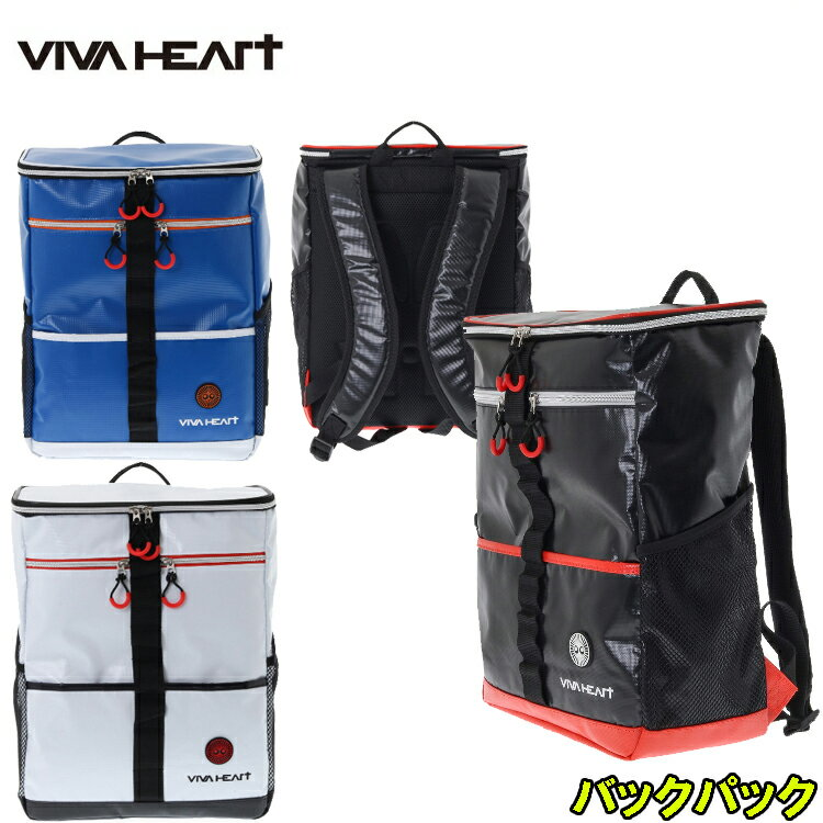 ビバハート VIVA HEART ターポリン バックパック リュックサック リュック バッグ 013-86835