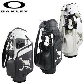 オークリー ゴルフ スカル ゴルフバッグ 15.0 FOS900645 9.5型 キャディバッグ 【OAKLEY SKULL GOLF BAG 15.0】【2021年】【900645】