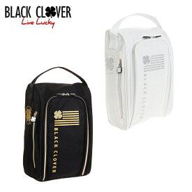 ブラッククローバー BLACK CLOVER ゴルフ シューズケース シューズ入れ シューズバッグ BC5HGC07