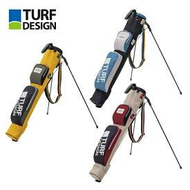 ターフデザイン TURF DESIGN ミニスタンド クラブケース TDMS-2072 スタンド式クラブケース セルフスタンドバッグ クラブバッグ 朝日ゴルフ
