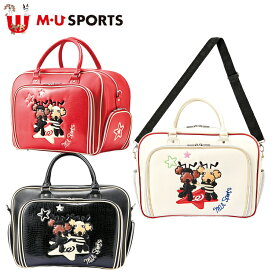 MU SPORTS MU スポーツ ボストンバッグ 703C1202 【ボストン】【バッグ】【M・U SPORTS】【MUスポーツ】【エムユー】