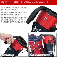 日本正規品アーノルド・パーマースタンド式クラブケースAPCC-02【セルフスタンド】【セルフプレイ】