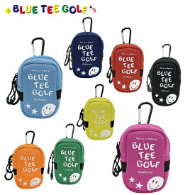 ブルーティーゴルフ マルチケース ラウンドポーチ 多機能ポーチ AC-009 【ラウンドケース】【ポーチ】 【BLUE TEE GOLF】