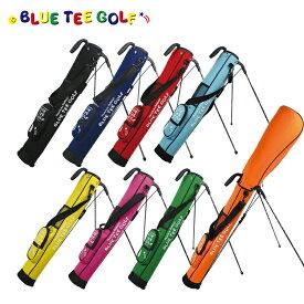即納 ブルーティーゴルフ スタンド式 クラブケース ストレッチ セルフスタンドバッグ BTG-CC001 【BLUE TEE GOLF】【セルフスタンド】 【セルフプレイ】【セルフ】