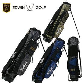EDWIN GOLF エドウィンゴルフ 6.5型 軽量 スタンドバック SS008