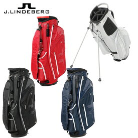 J.LINDEBERG ゴルフ スタンド式 キャディバッグ 9型 47インチ対応 083-19301 JL-018S 日本限定発売モデル ジェイ リンドバーグ
